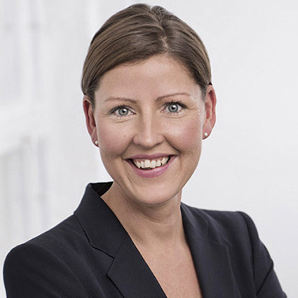 Doreen Giese: Head of Sales Marketing, Mrs.Sporty Franchisezentrale Berlin